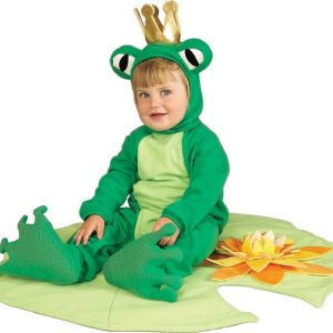 Lil Frog Prince Baby Costume