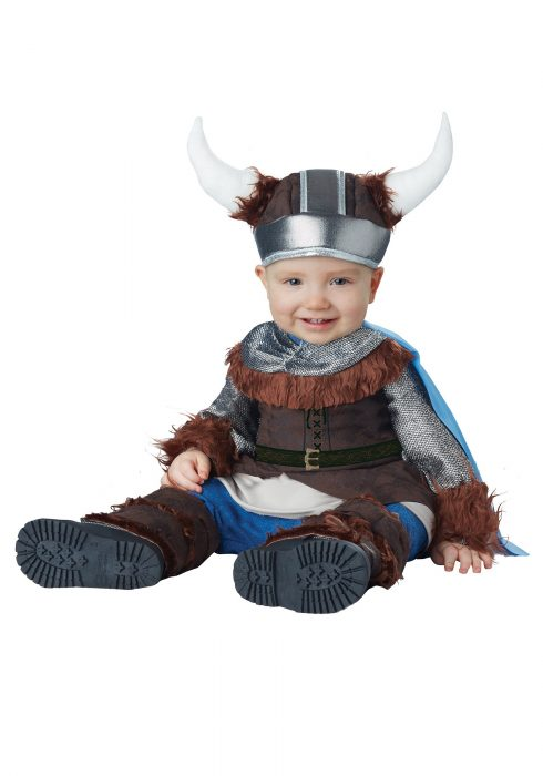 Lil' Infant Viking Costume