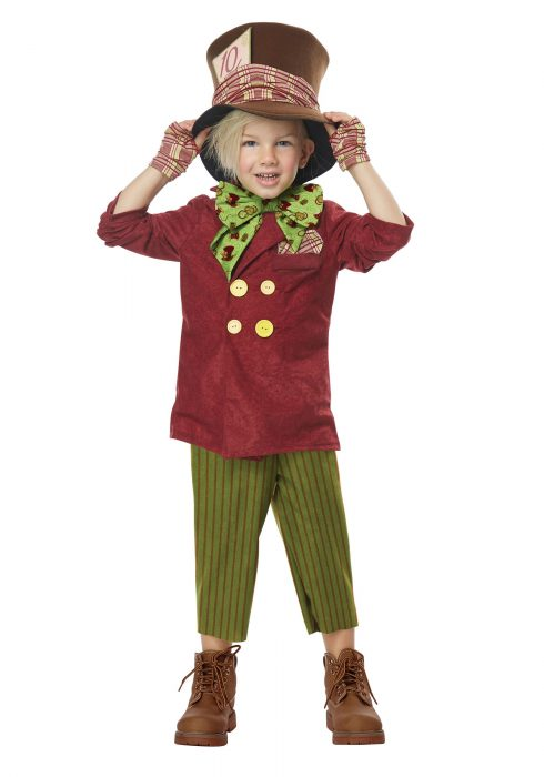 Lil' Mad Hatter Toddler Costume