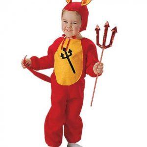 Little Demon Toddler Costume