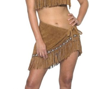 Little Fawn Leather Costume
