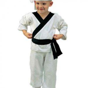 Little Karate Infant Costume