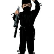 Little Ninja Infant Costume