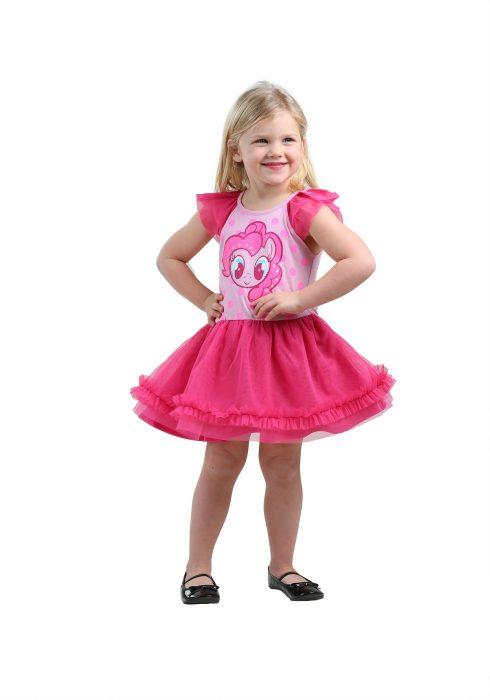 MLP Girls Pinkie Pie Tulle Costume Dress