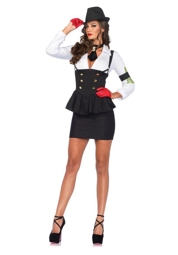 Machine Gun Molly Costume