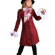 Mad Hatter Girls Costume