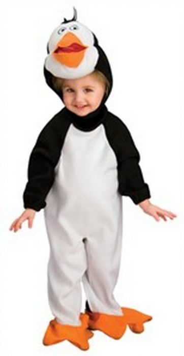 Madagascar Penguin Infant Costume