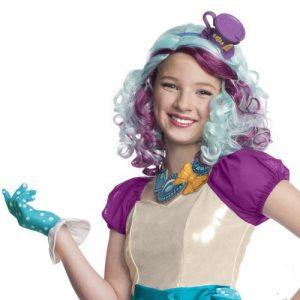 Madeline Hatter Wig