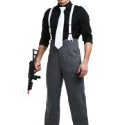 Mafia Men's Underboss Costume