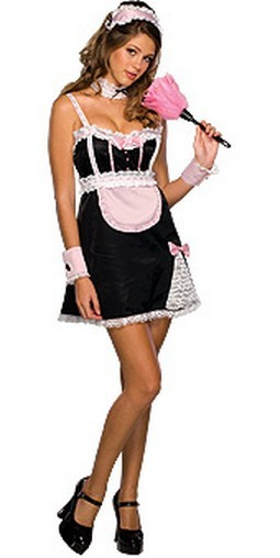 Maid Perfect Teen French Maid Costume