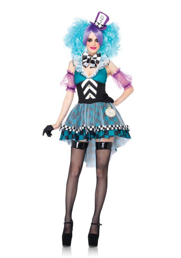 Manic Mad Hatter Adult Costume