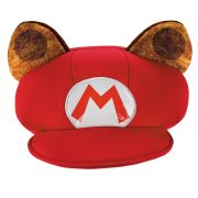 Mario Raccoon Adult Hat