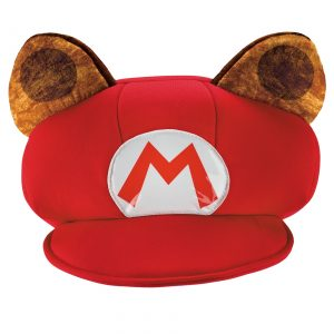 Mario Raccoon Child Hat