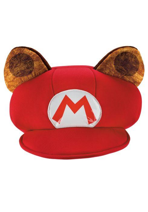 Mario Raccoon Child Hat