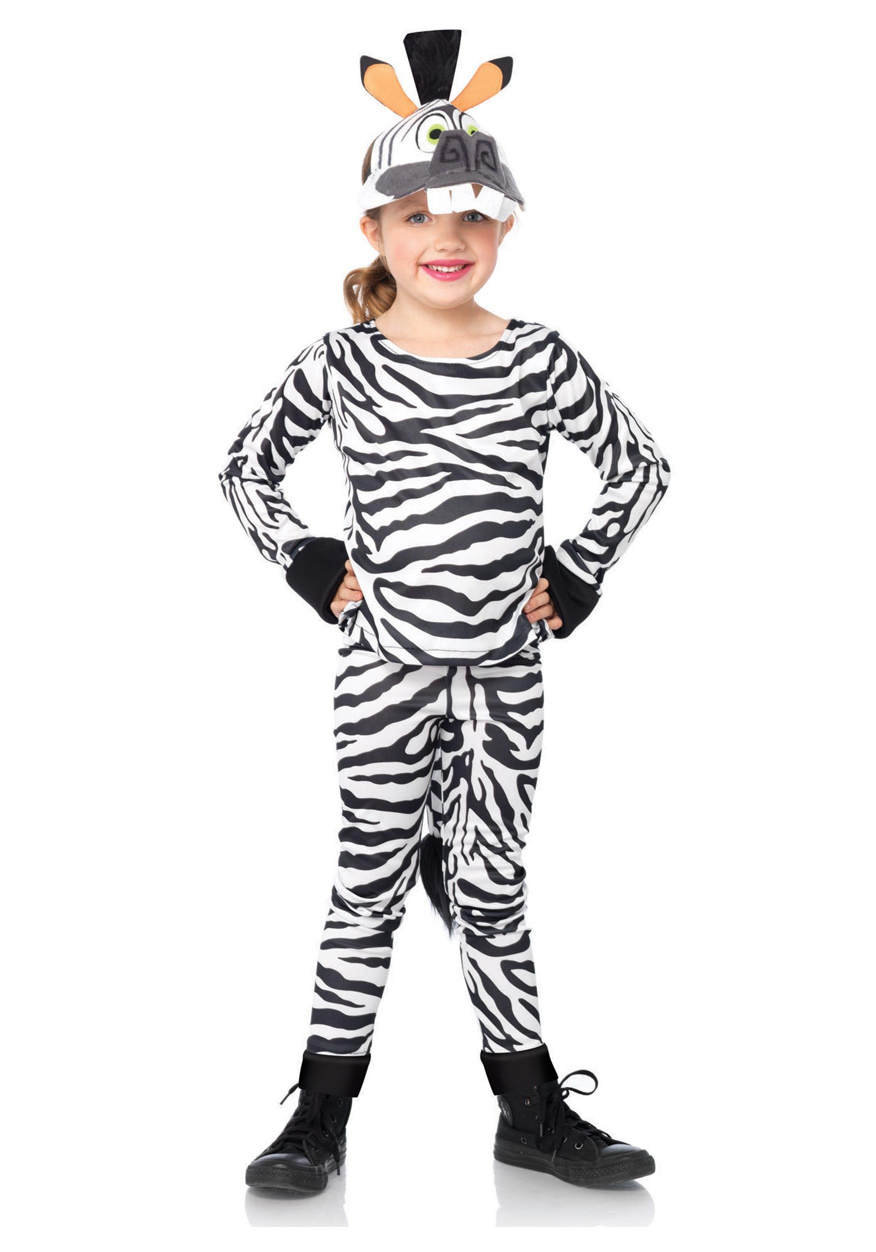 Madagascar Costumes