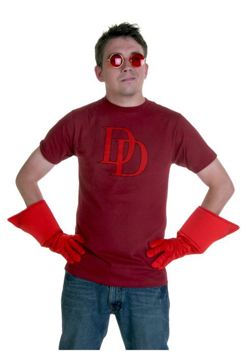 Marvel Daredevil Costume T-Shirt
