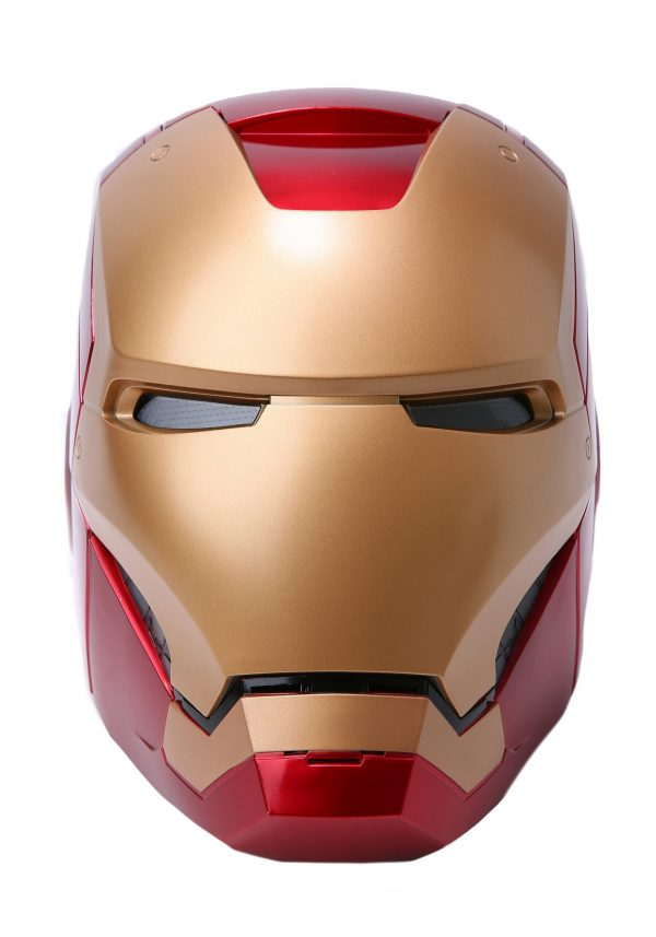 Marvel Legends Gear Iron Man Replica Helmet