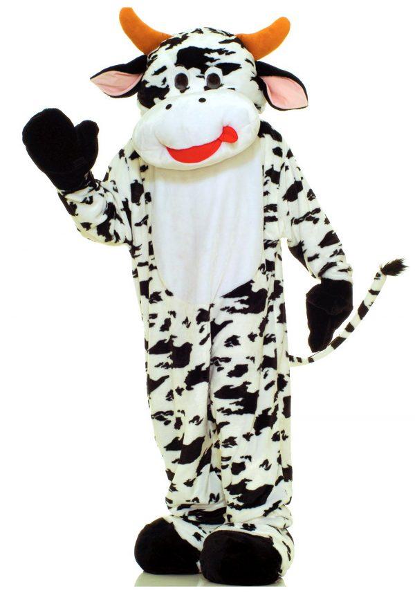 Mascot Cow Costume