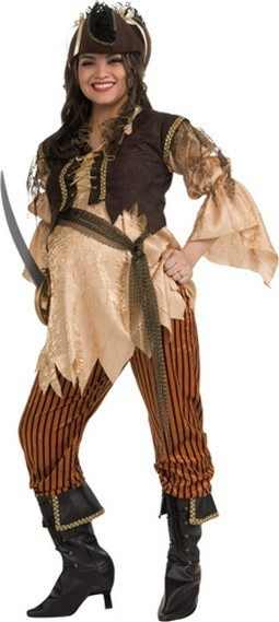 Maternity Pirate Costume