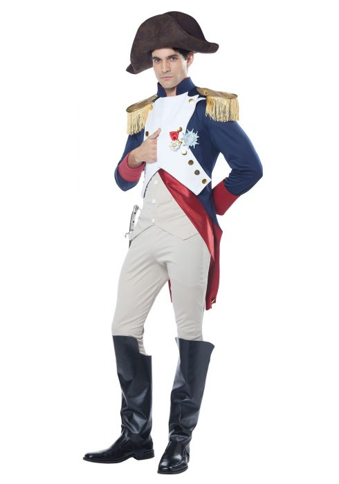 Men's Adult Napoleon Costume