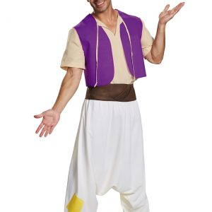 Men's Aladdin Costume