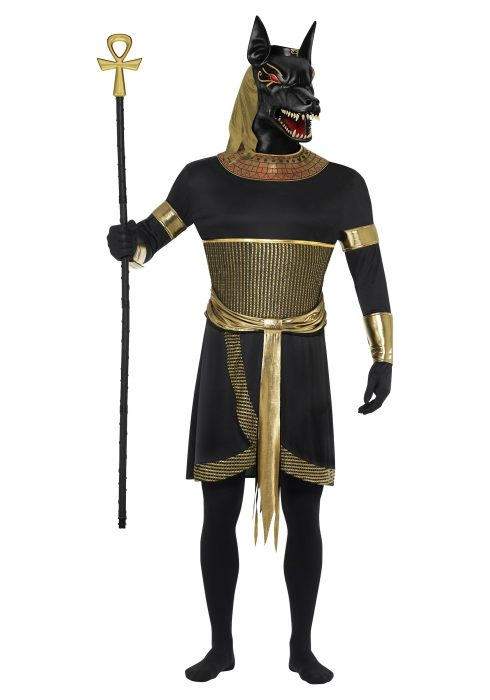 Men's Anubis the Jackal Costume