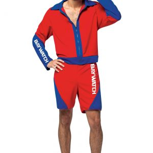 Men's Baywatch  Costume