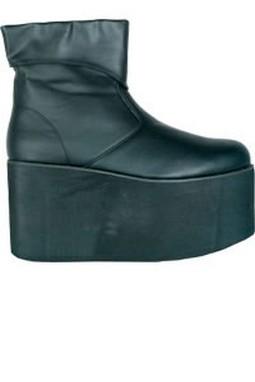 Men's Black Monster Boots