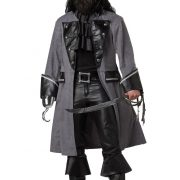 Mens Blackbeard Pirate Costume