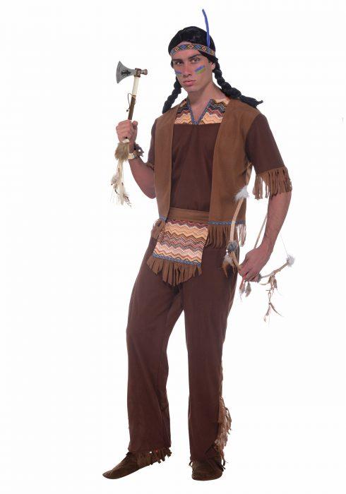 Men's Brave Warrior Costume