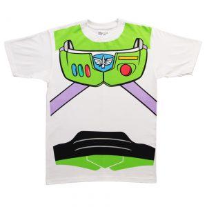 Men's Buzz Lightyear Costume T-Shirt