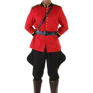 Men's Canadian Mountie Costume
