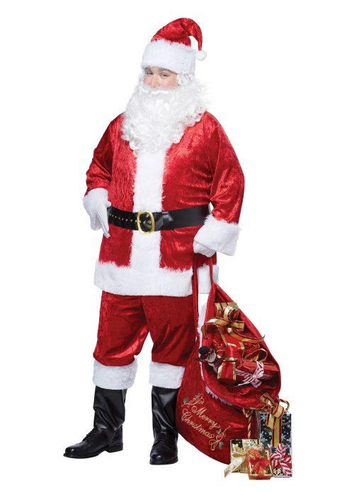 Men's Classic Santa Suit