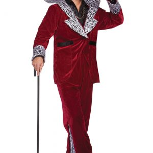 Men's Count Pimp Costume