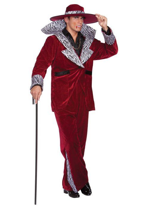 Men's Count Pimp Costume