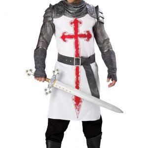 Men's Crusader Knight Costume