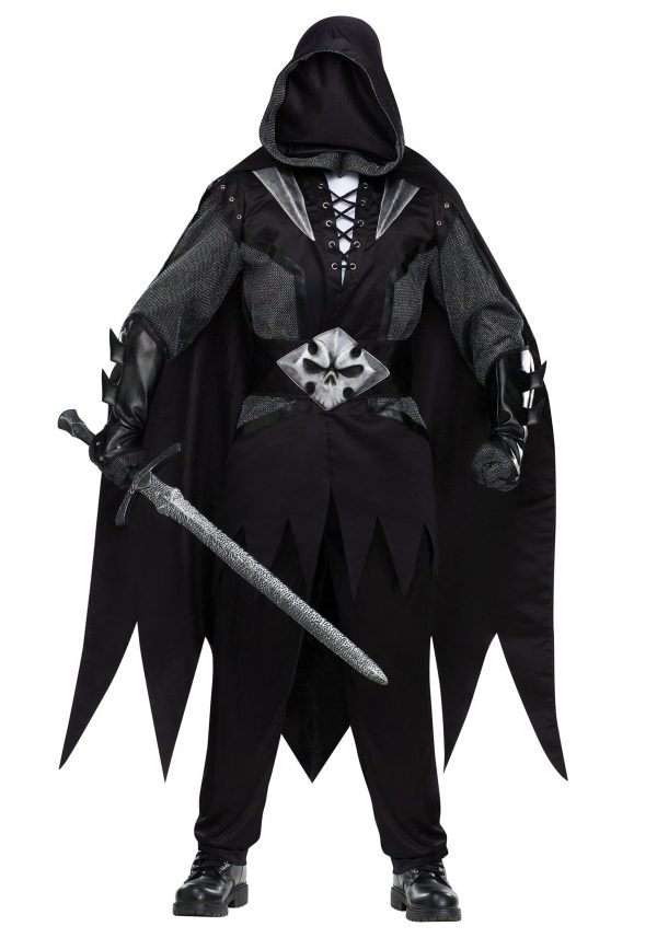 Men's Evil Knight Costume