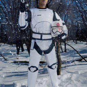 Men's Finn FN-2187 Stormtrooper Costume