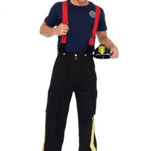Men's Fire Captain Costume