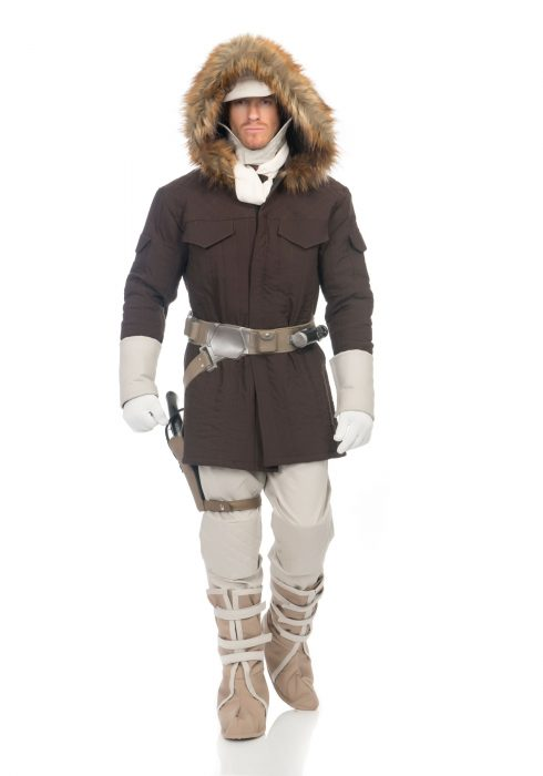 Men's Hoth Han Solo Costume
