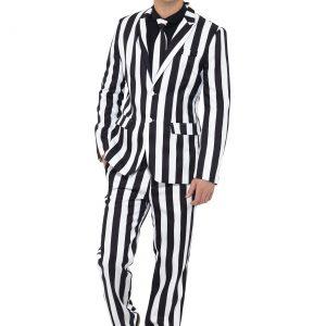 Men's Humbug Striped Suit