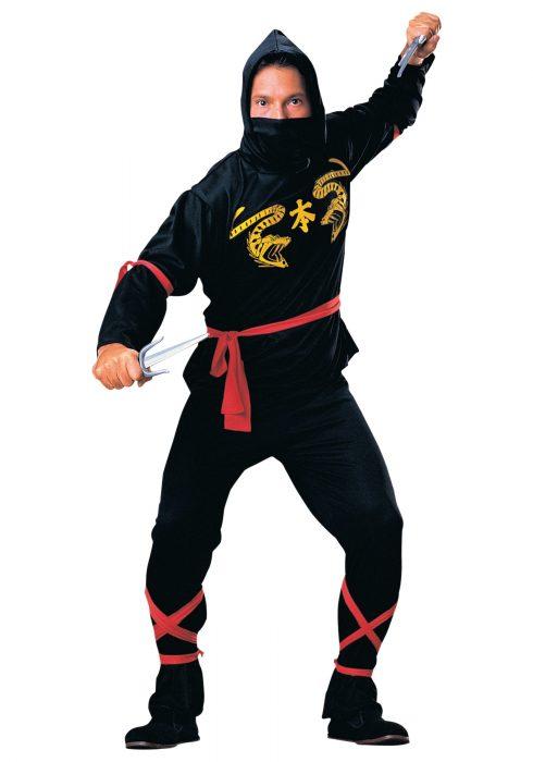 Mens Ninja Costume