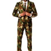 Men's OppoSuits Camo Suit