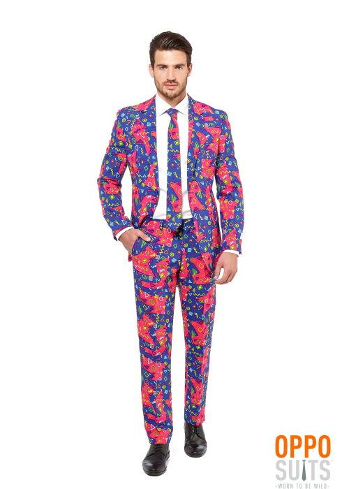 Men's OppoSuits Fresh Prince Suit