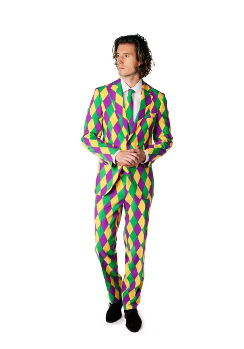 Men's OppoSuits Mardi Gras Suit