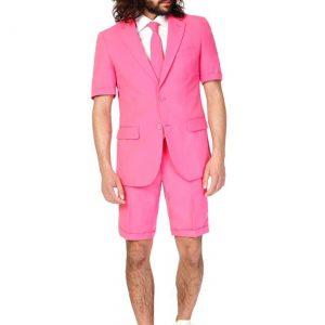 Men's OppoSuits Mr. Pink Summer Suit