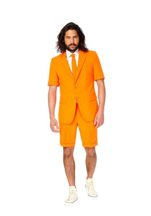 Men's OppoSuits Orange Summer Suit