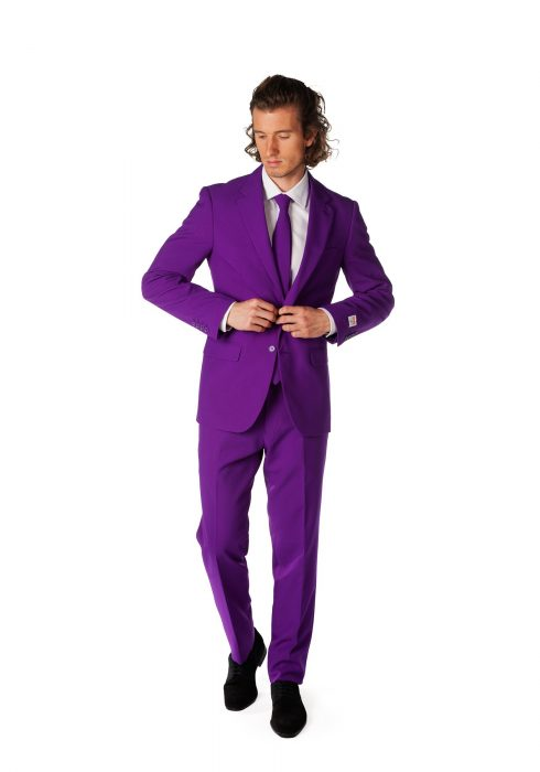 Men's OppoSuits Purple Suit