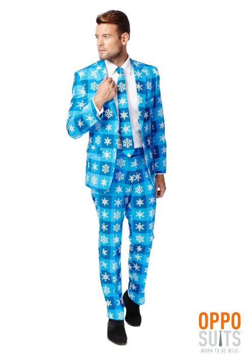 Men's OppoSuits Snowflake Suit