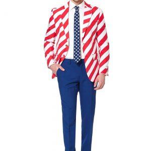 Men's OppoSuits United Stripes Suit